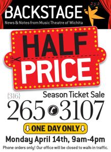 HalfPrice Tickets