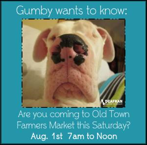 Gumby Online Flyer